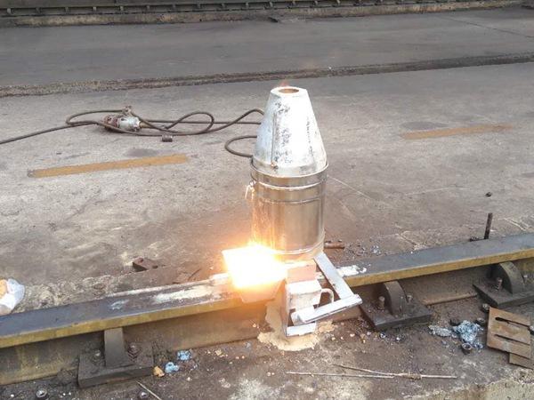 钢轨焊接 (4)