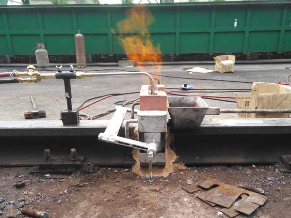 钢轨焊接 (2)